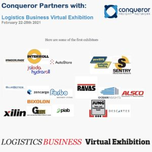 Conqueror Freight Network establishes a media partnership with Logistics Business