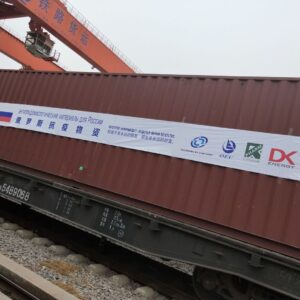 Conqueror Beijing becomes a top player in the China-Europe rail freight services