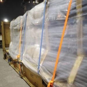 Conqueror Alexandria sends out a multimodal shipment requiring Relative Humidity units during the grapes season in Egypt