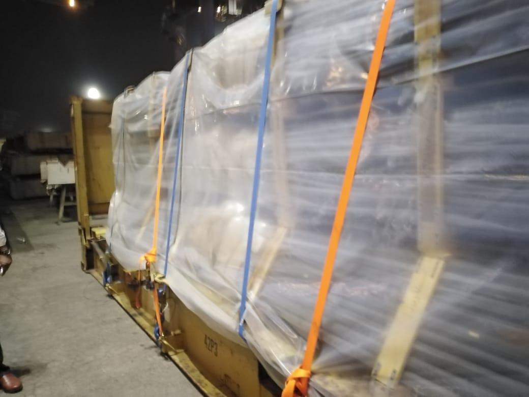 multimodal shipment