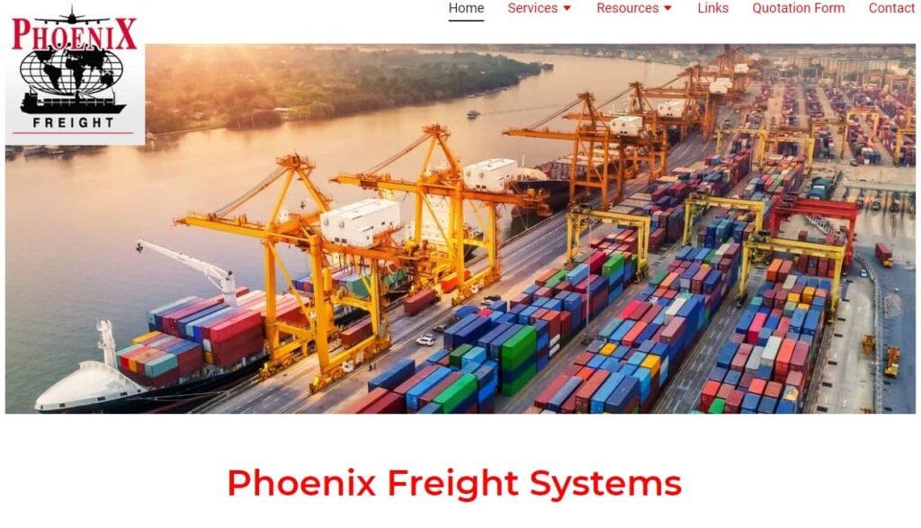 CQR Phoenix-independent freight forwarder