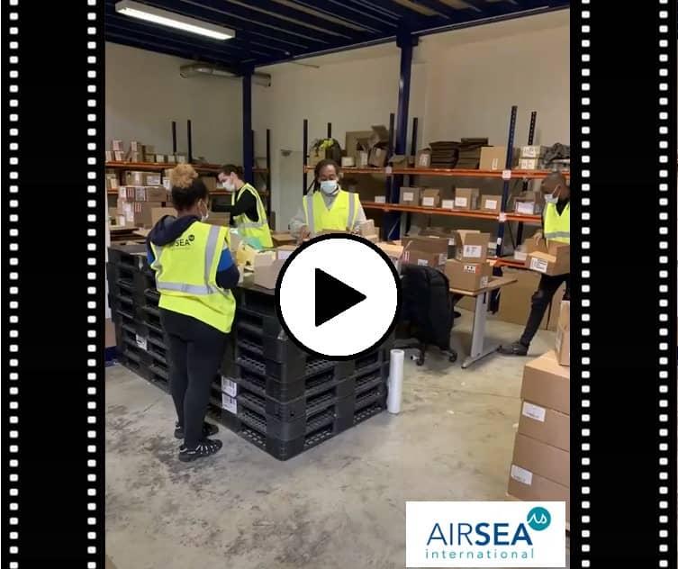 independent freight forwarder-Airsea International