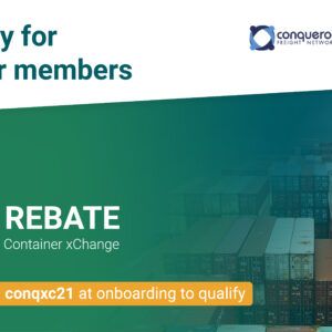 Coqueror members will be awarded with a 5% rebate on subscription fees for their first year on xChange