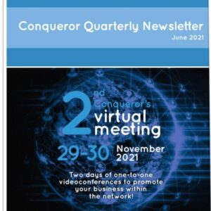 Conqueror's June Newsletter has been published and is now available for viewing