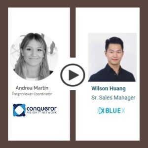 Conqueror's interview with BlueX Trade- one of the most innovative logistics tech companies